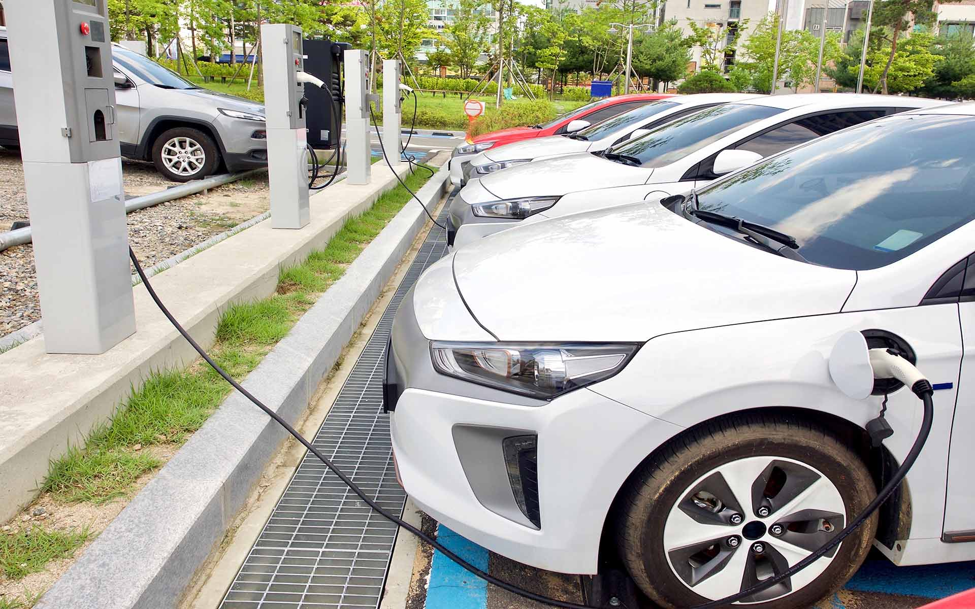 Getting Charged Up about Electric Vehicles