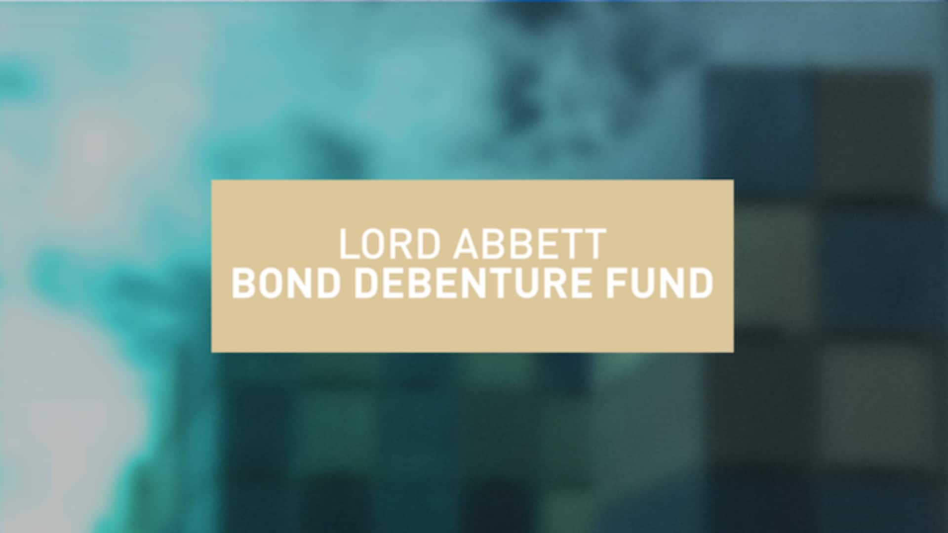 The Lord Abbett Bond Debenture Fund
